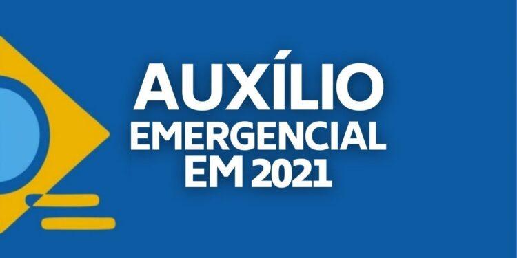 Volta do Auxílio Emergencial: logo do auxílio emergencial