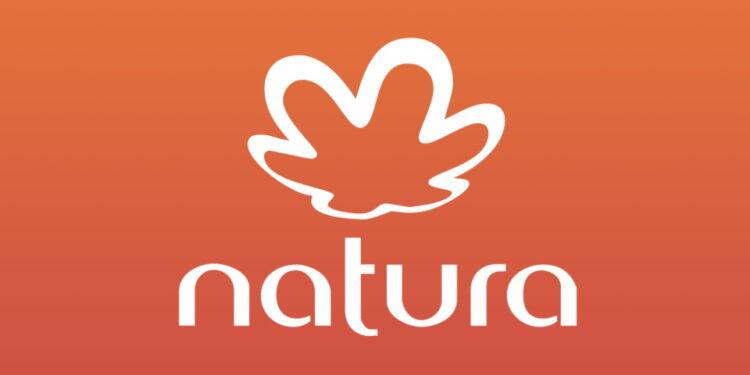Estágio da Natura: logo da empresa Natura