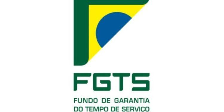 recolhimento do FGTS: a imagem mostra a logo do FGTS