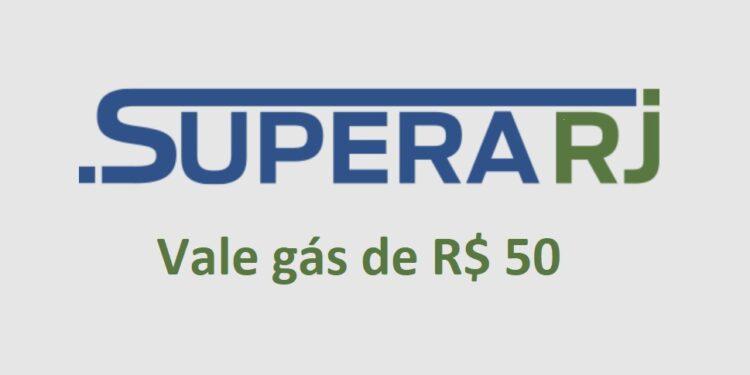 Supera RJ: a imagem mostra a logo do Supera RJ